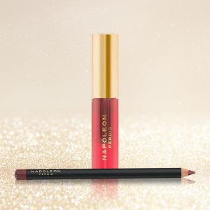 Makeup Pack Lip Oil and Pinot Noir Lip Pencil
